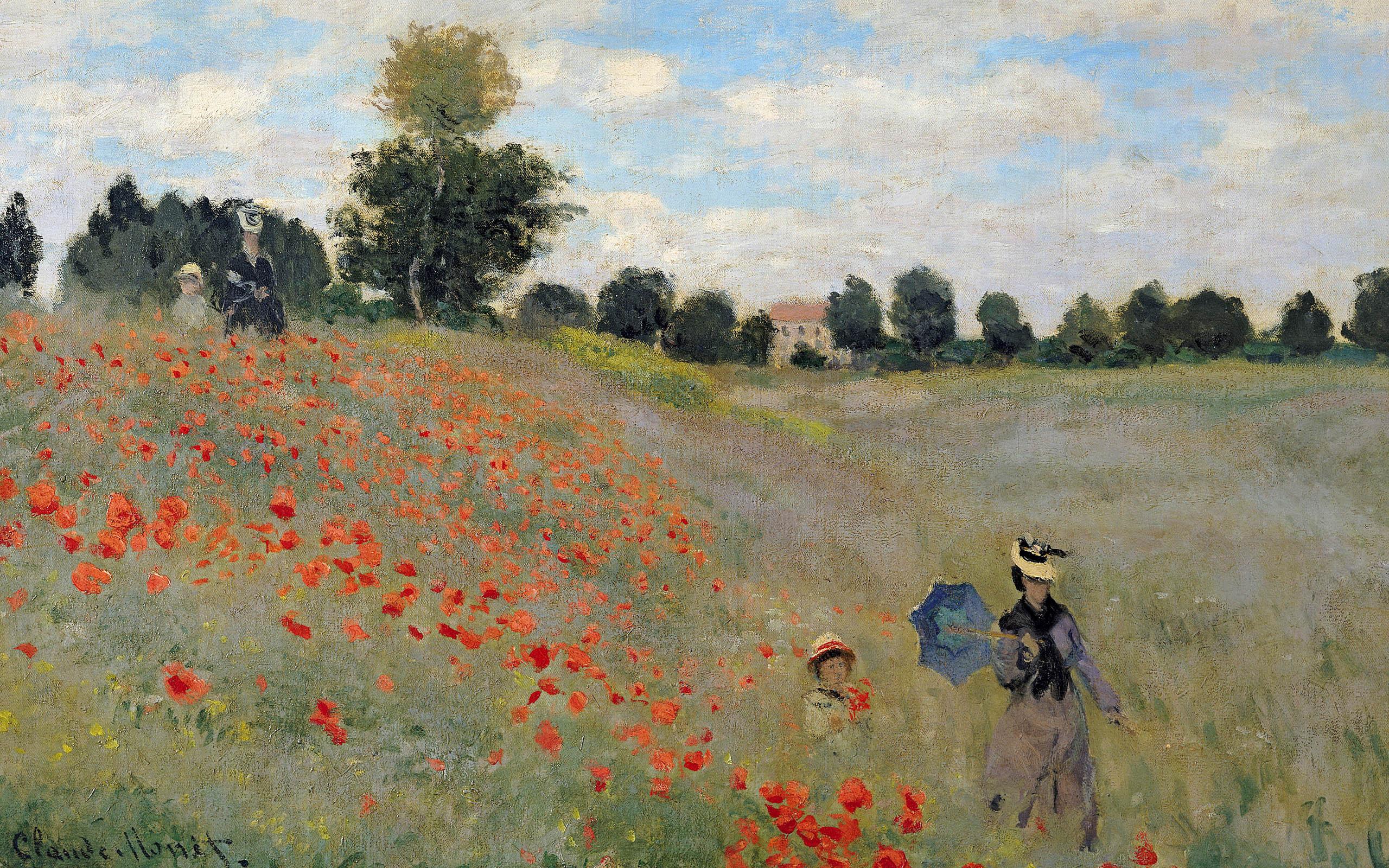 identifying an Impressionist painting   impressionism Ask MetaFilter 2560x1600