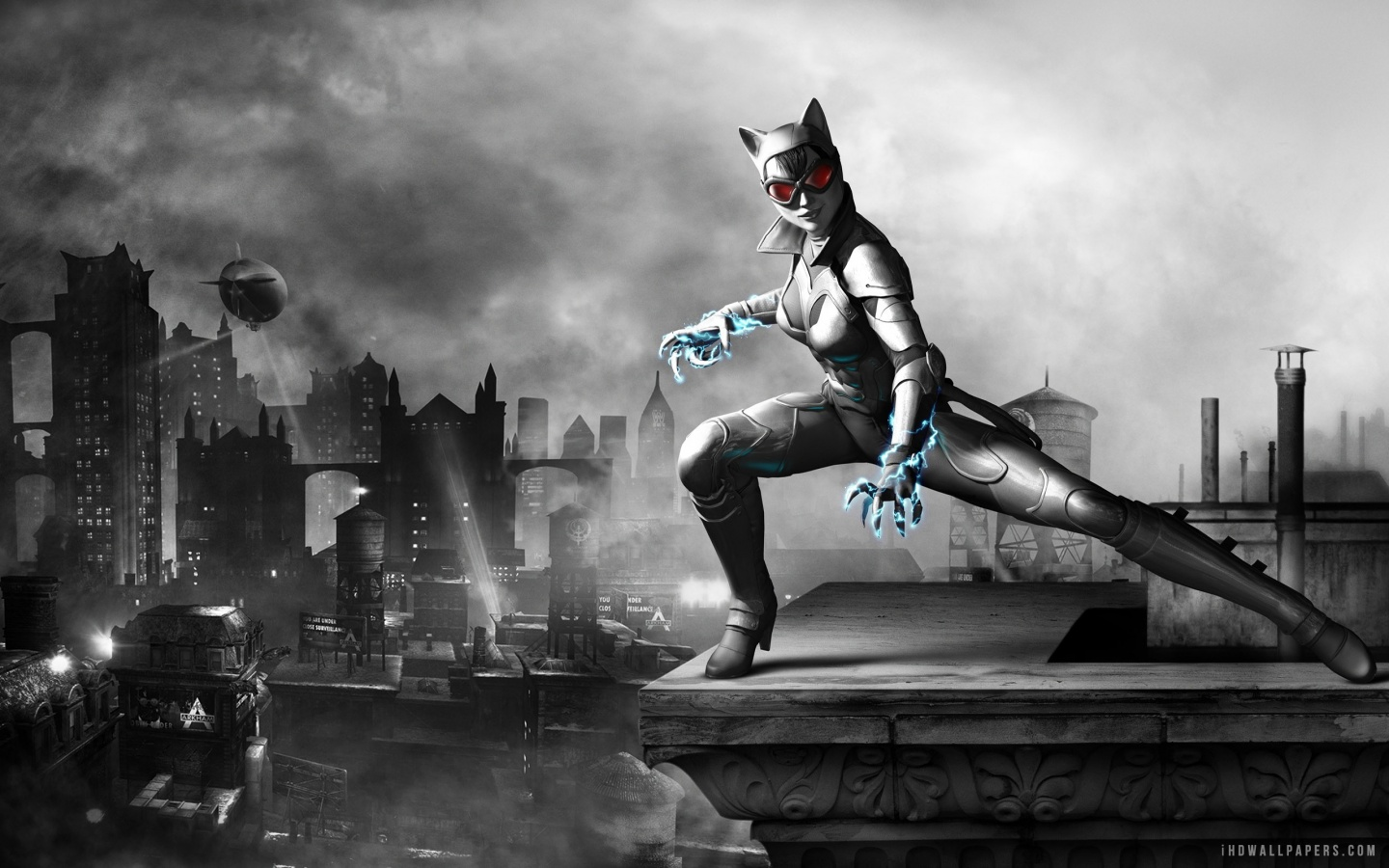 Arkham City Armored Edition Catwoman HD Wallpaper   iHD Wallpapers 1440x900