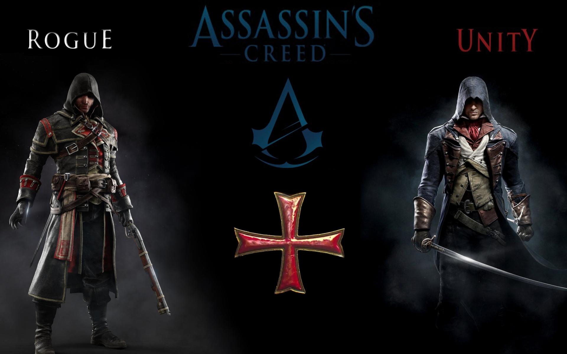 Wallpaper 1080p Assassins Creed Unity Rogue Video Game HD wallpaper 1920x1200