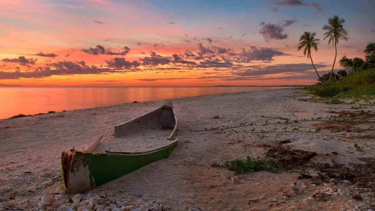 beach wallpaper sunset free desktop backgrounds rhwellscom es key 1517x853