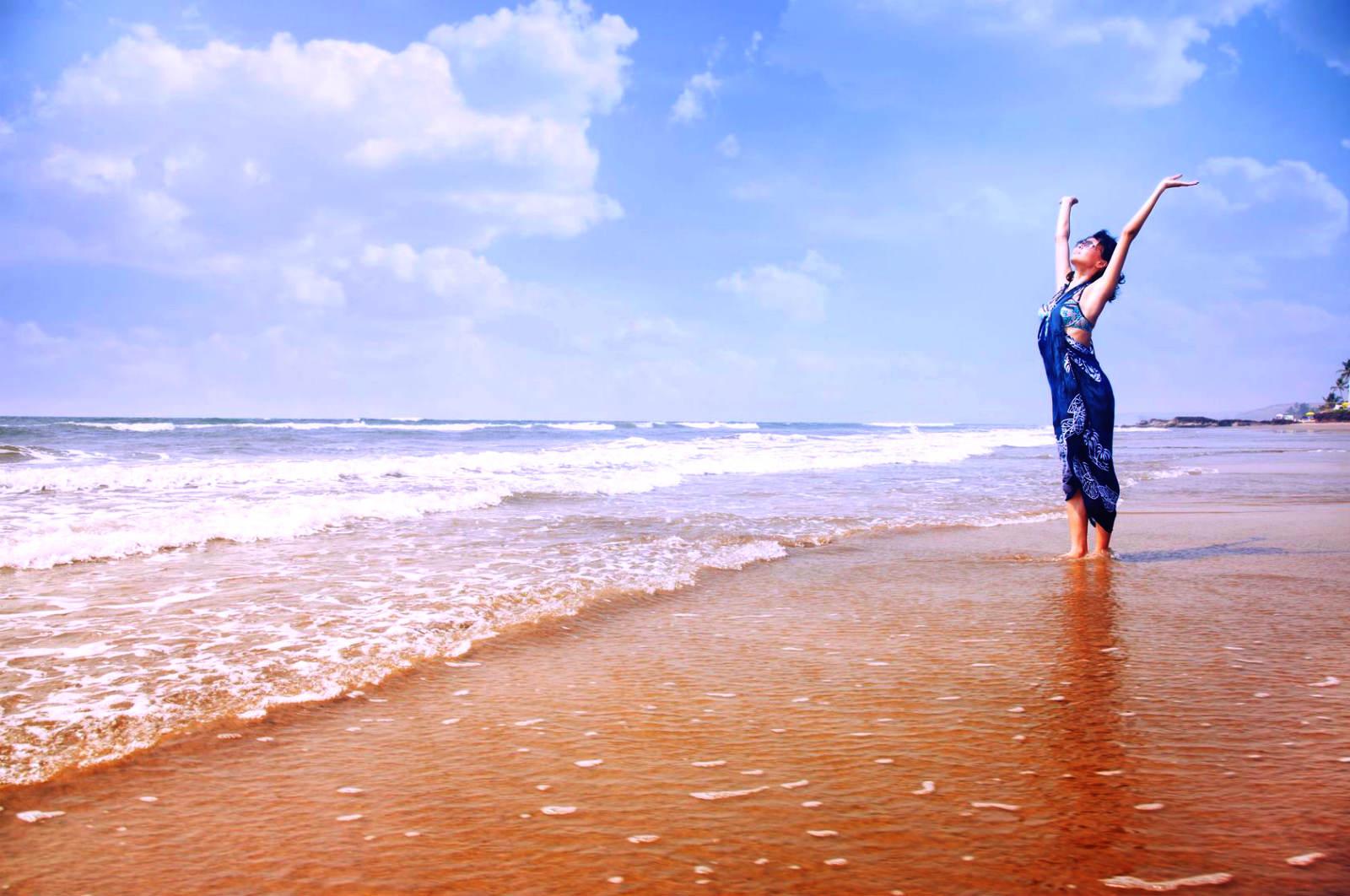 Goa Beach Wallpaper 40 Pictures 1600x1062