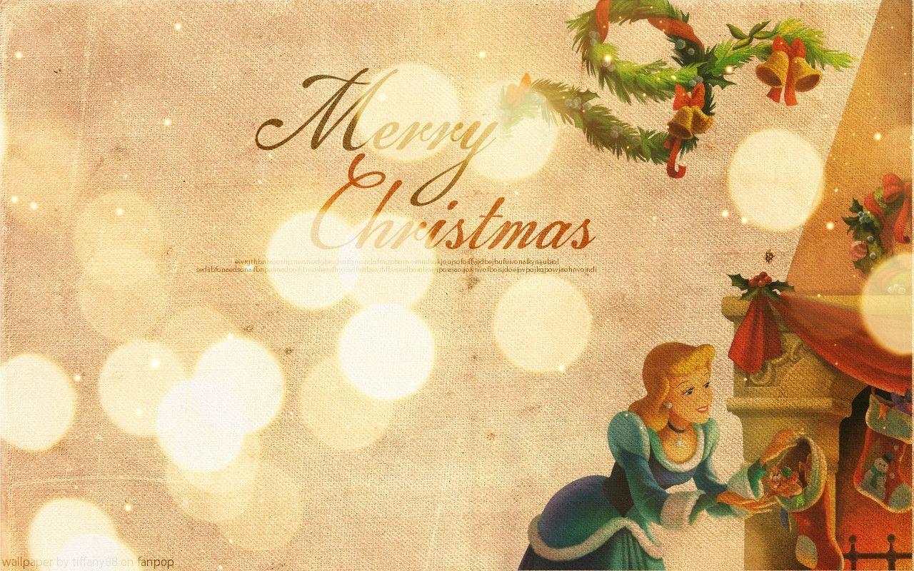 Disney Princess Christmas Wallpapers 1280x800