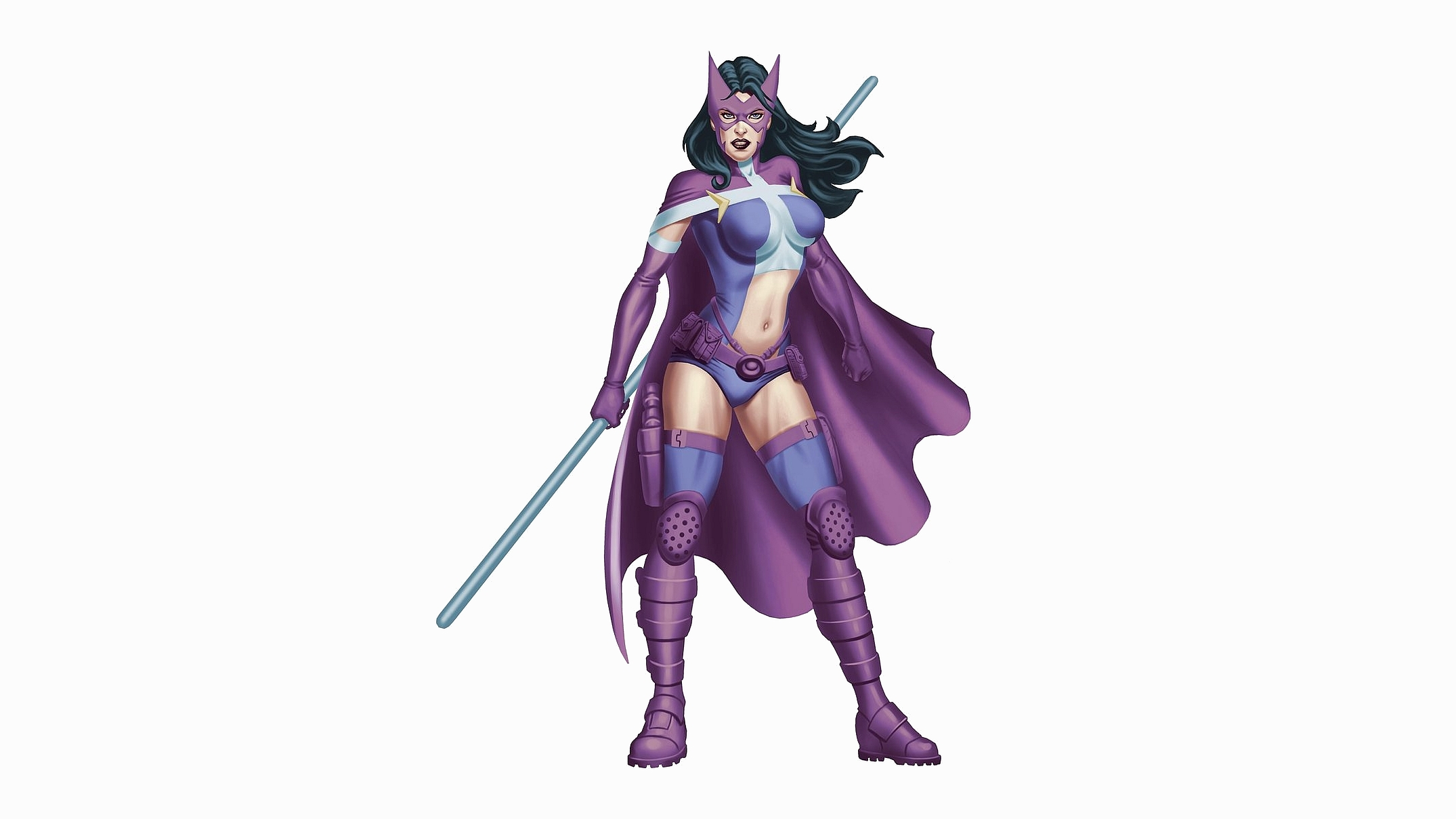 Huntress wallpaper 2150x1209