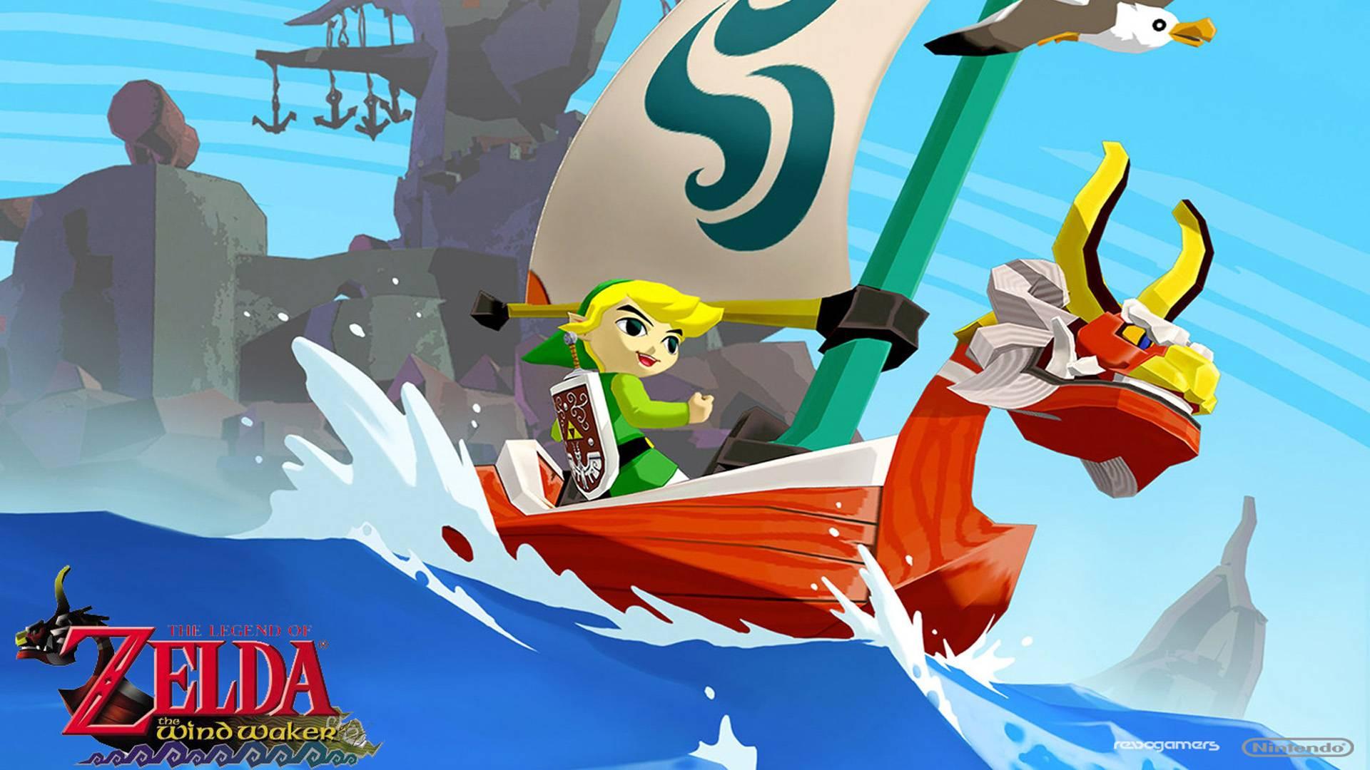 The Legend of Zelda Wind Waker HD Wallpapers GamingBoltcom Video 1920x1080