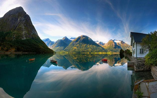 Daily Wallpaper Glorious Norway I Like To Waste My Time 630x394