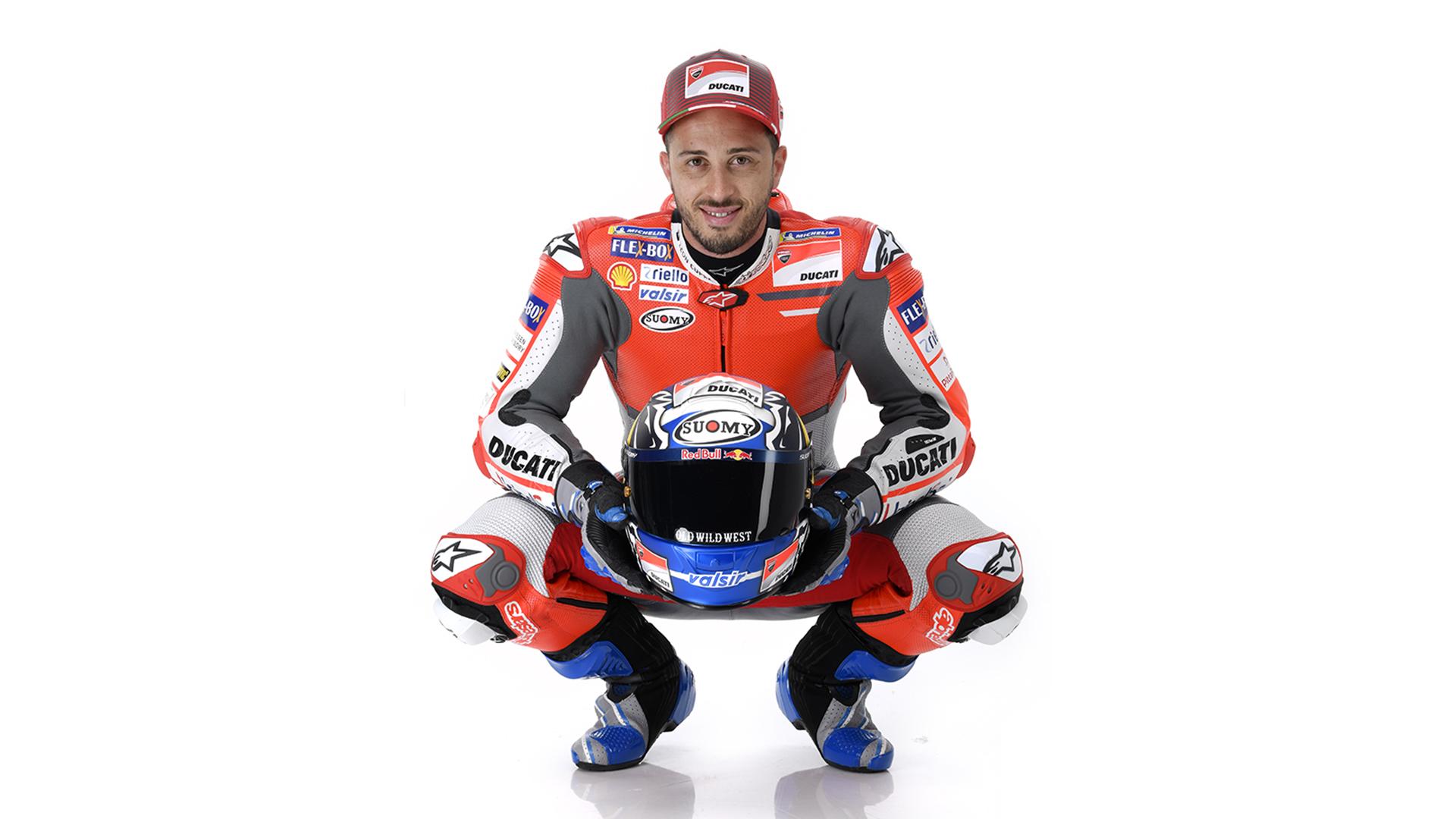 Ducati Team MotoGP 2018 Andrea Dovizioso 1920x1080