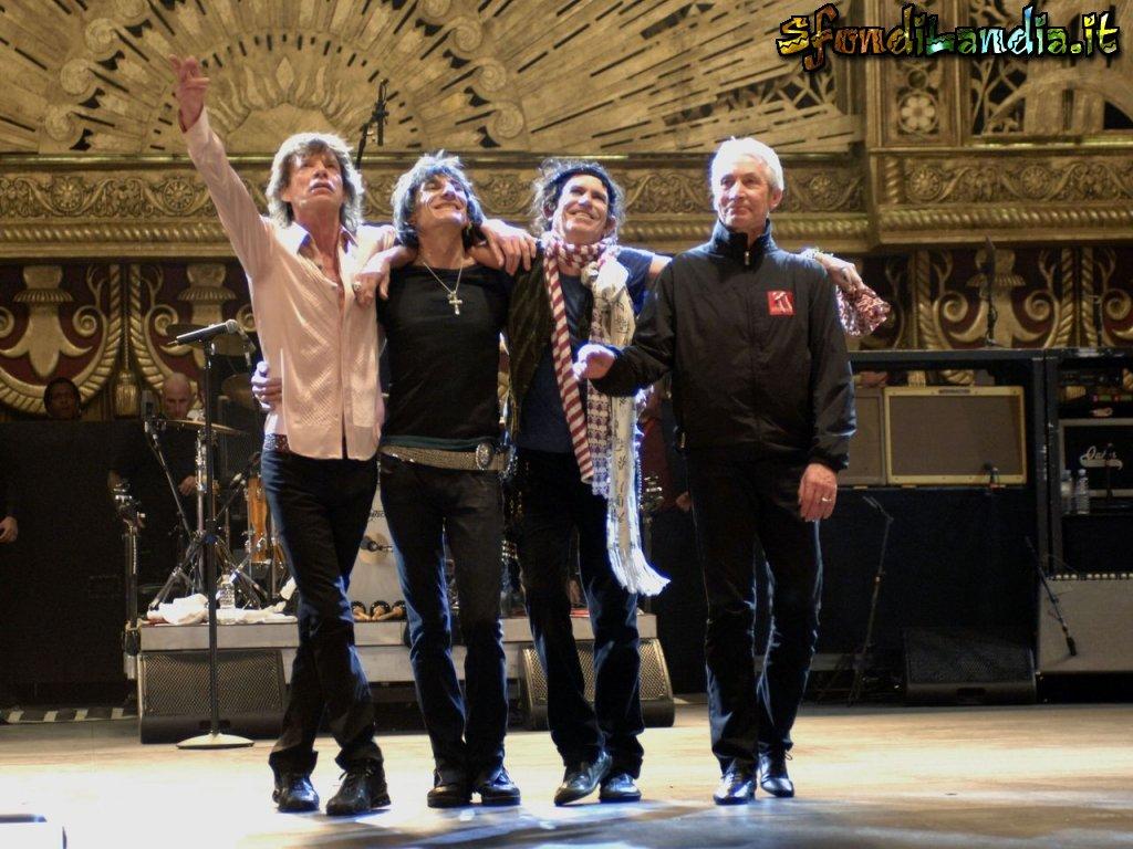 Sfondo The Rolling Stones gratis a 1024x768 per il desktop del pc per 1024x768