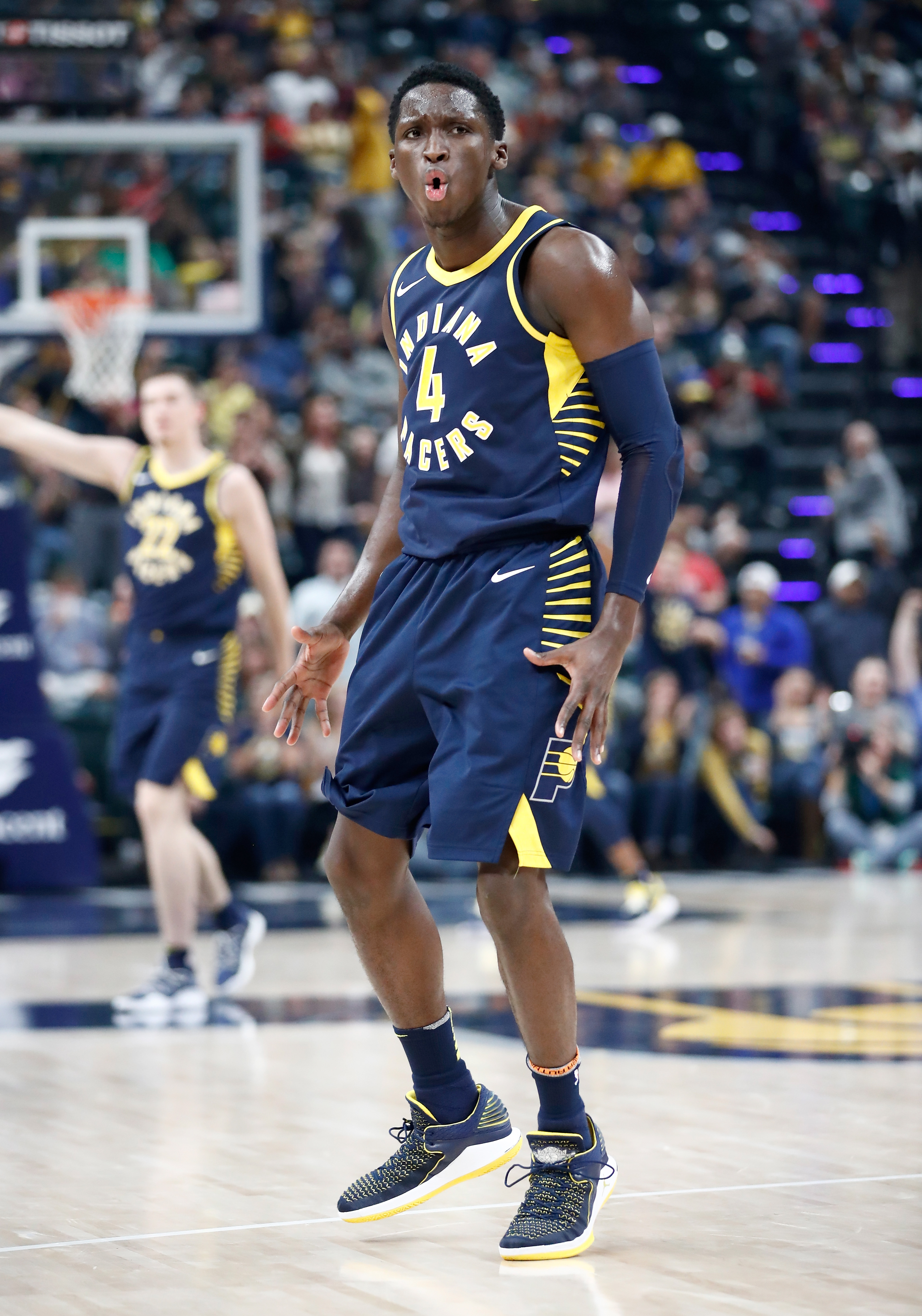 Indiana Pacers The surprise of the 2017 18 season thus 3256x4648