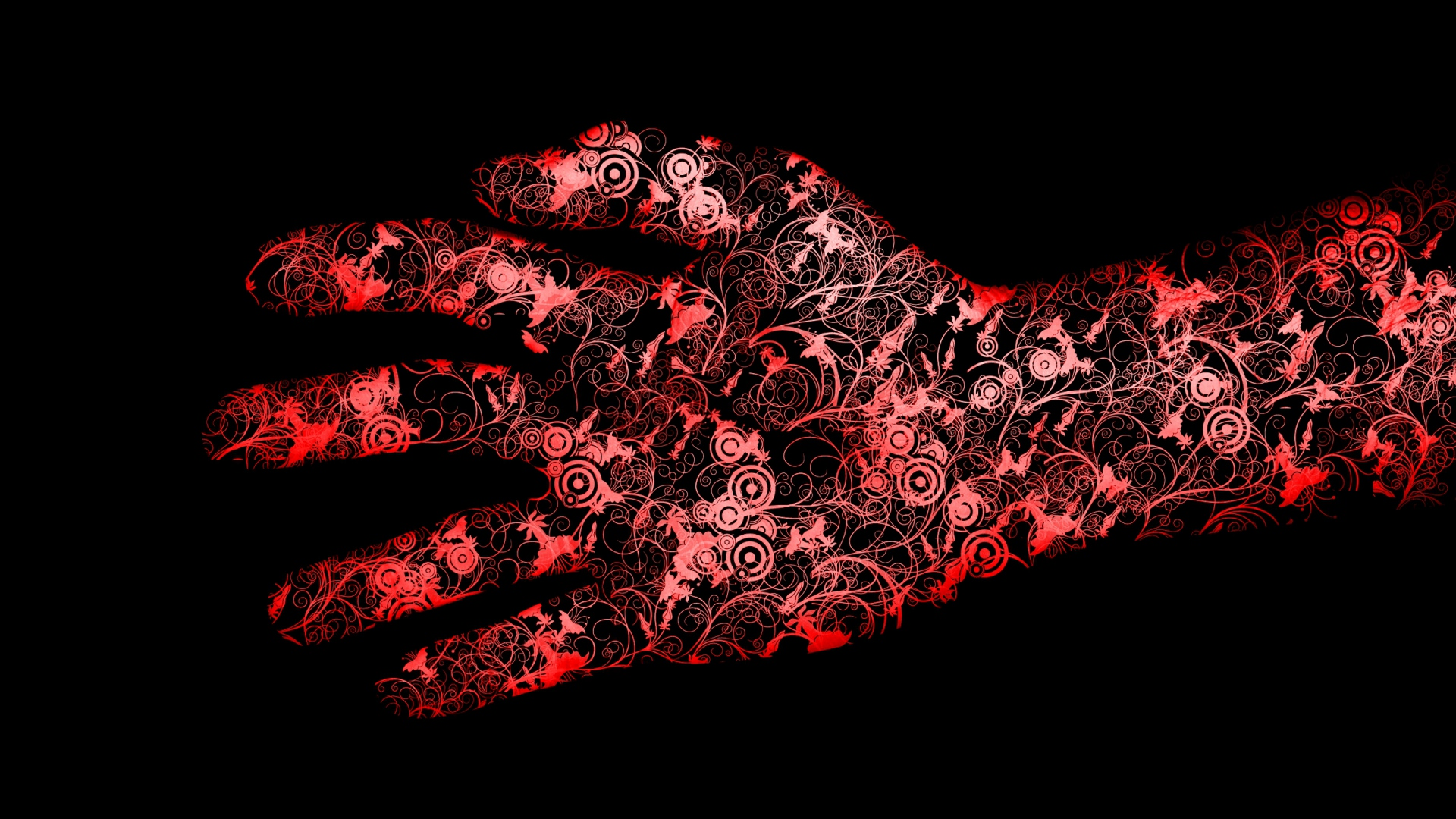 49+ Black and Red 1080p Wallpaper on WallpaperSafari