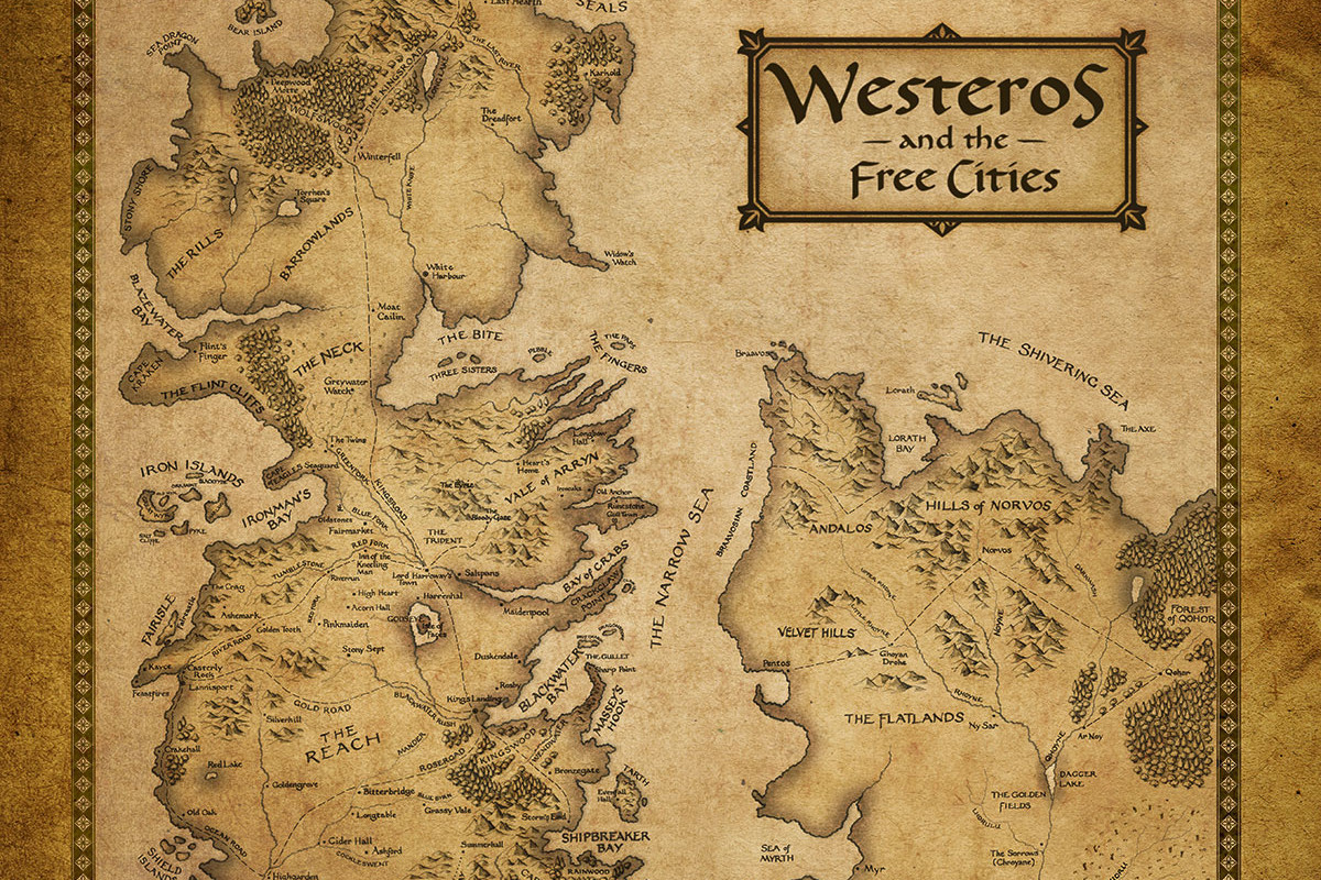 Westeros wallpaper wallpapersafari westeros map high resolution of westeros fortress of 1200x800 gumiabroncs Choice Image
