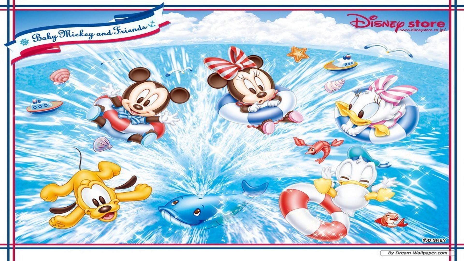 Free Disney Summer Wallpaper: Summer Disney Wallpaper