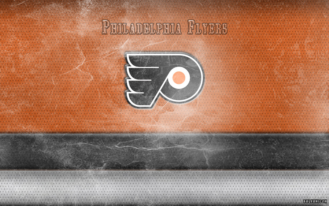 Philadelphia Flyers wallpaper by Balkanicon 1131x707