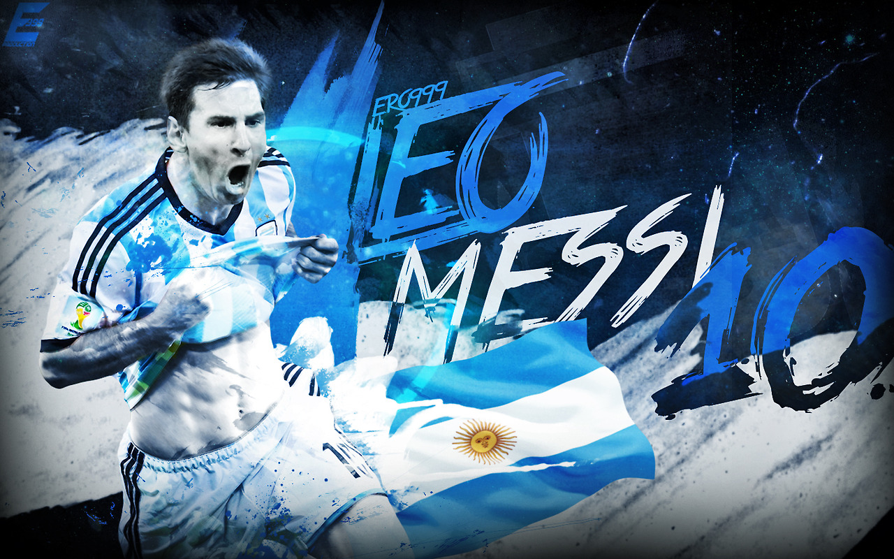 Image for Lionel Messi Argentina Wallpaper 1280x800