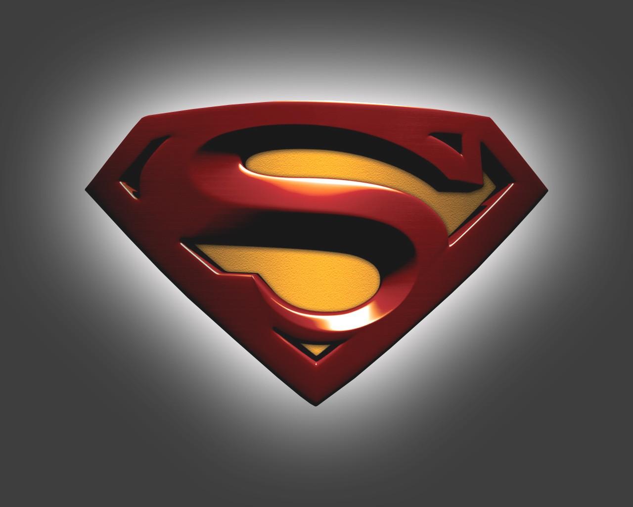 Logo Logo Wallpaper Collection SUPERMAN LOGO WALLPAPER COLLECTION 1280x1024