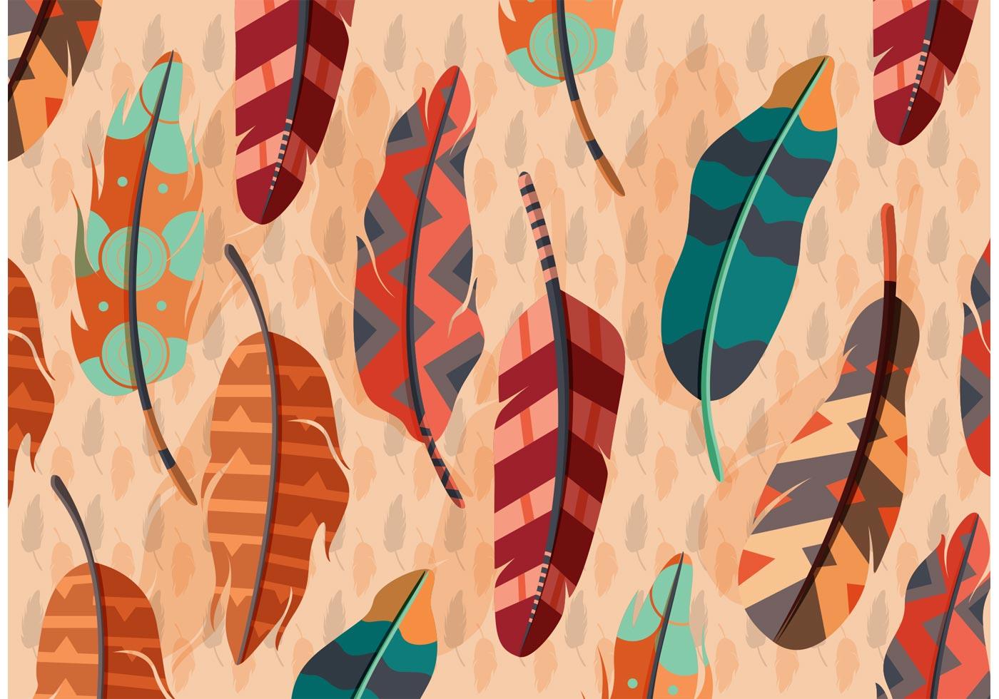 Feather Wallpaper Vector Art   243 Downloads 1400x980
