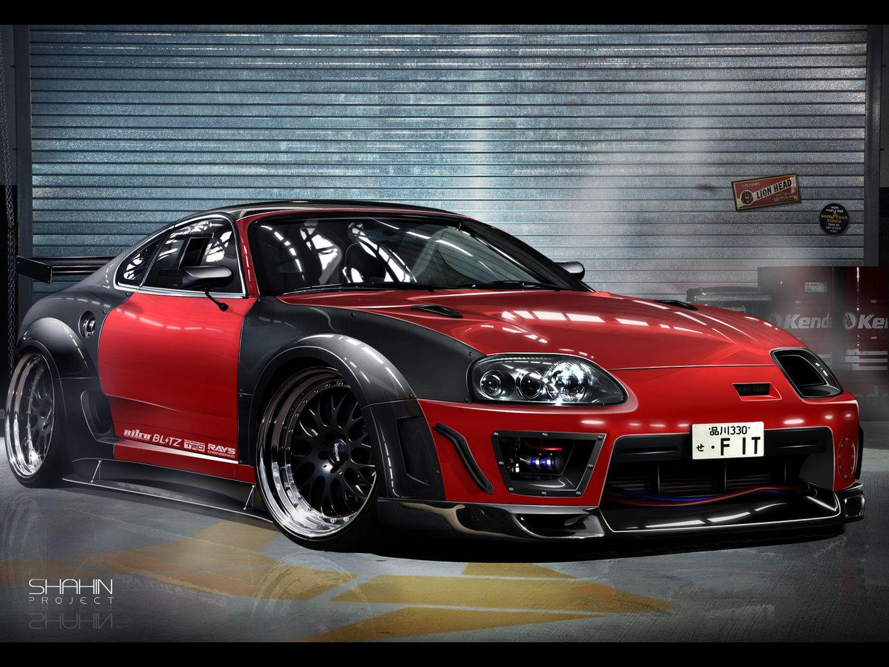 Toyota Supra Racing Exclusive HD Wallpapers 395 1280x960