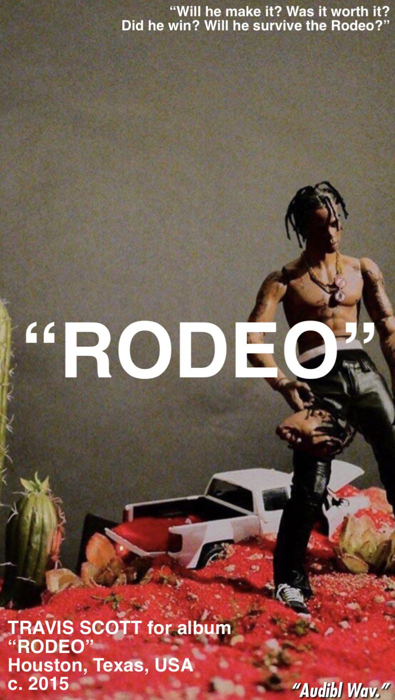 I made a Rodeo x Off White wallpaper Thoughts travisscott 791x1402