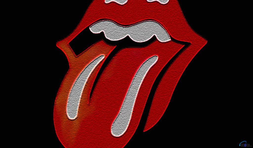 Rolling Stones Logo Wallpaper Desktop wallpapers the rolling 1024x600