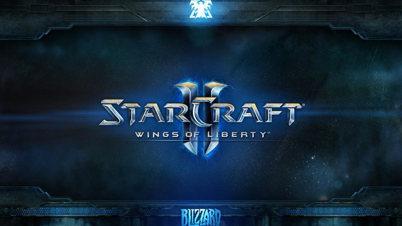 Starcraft blizzard entertainment ii game wallpaper 19625 1280x720