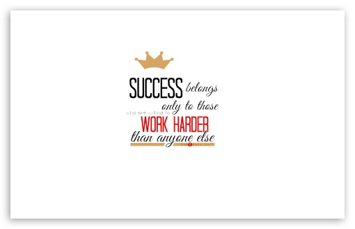 Quote about Success HD wallpaper for Standard 43 54 Fullscreen UXGA 510x330