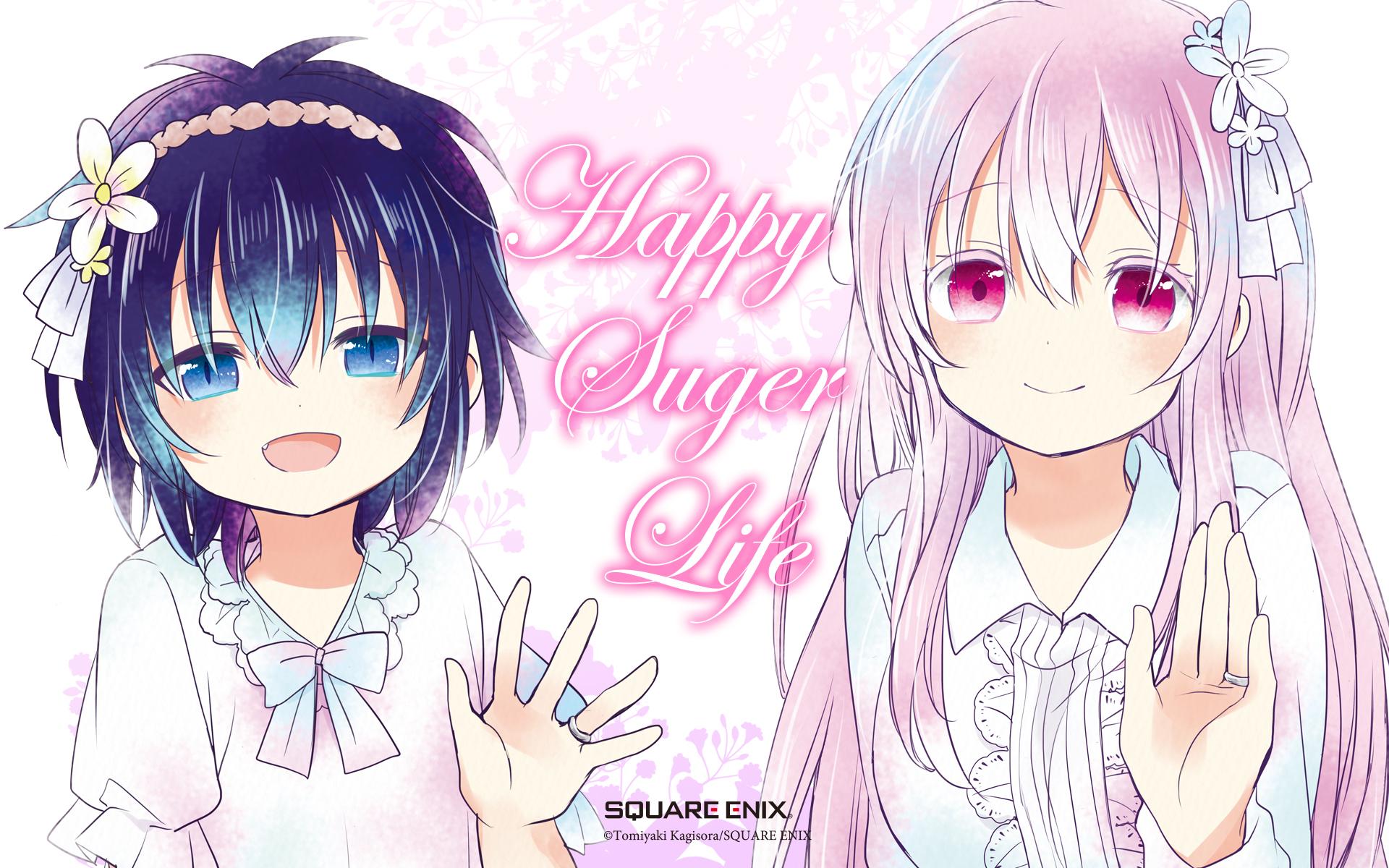 Happy Sugar Life   Zerochan Anime Image Board 1920x1200