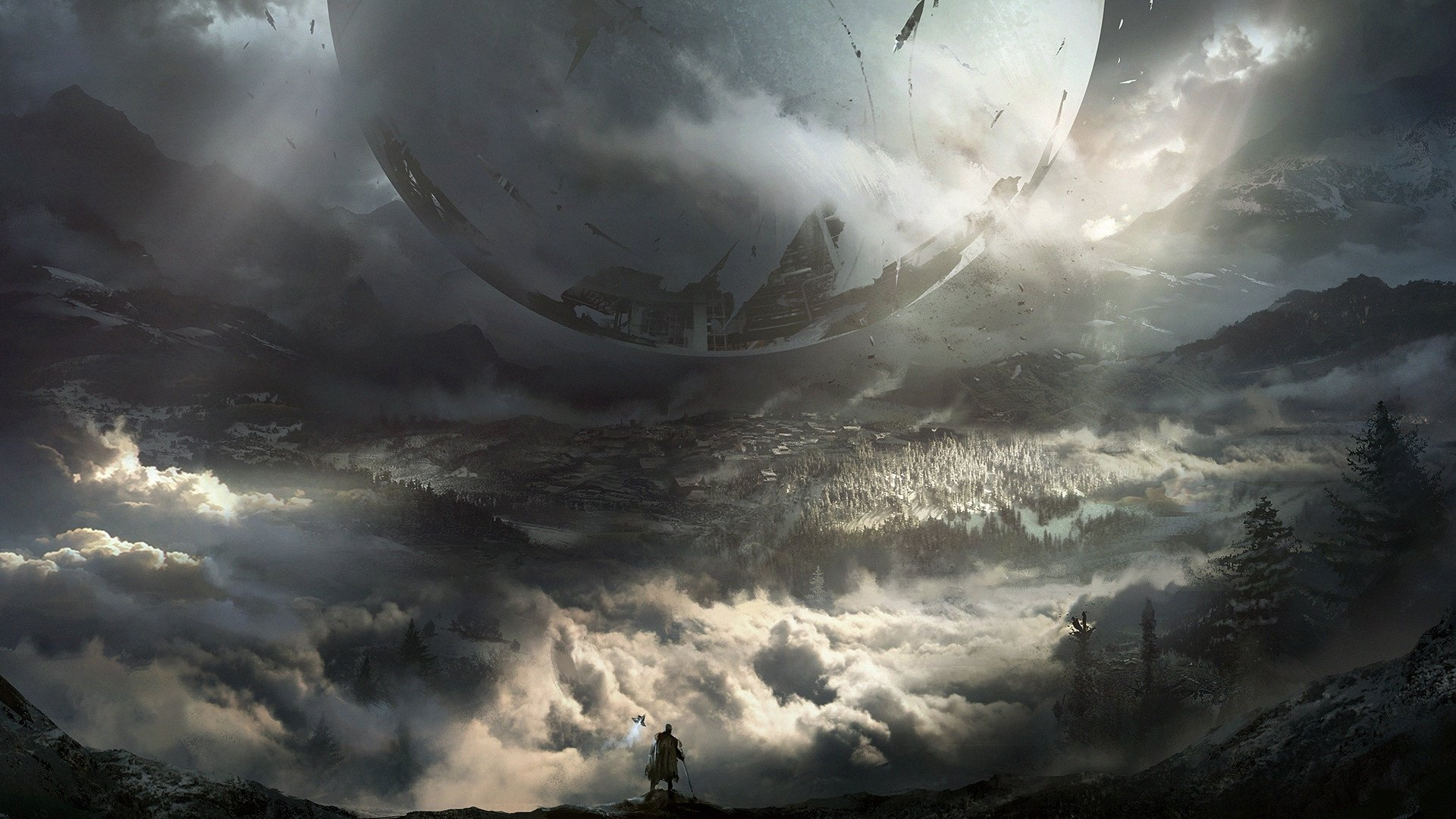 87 Destiny 2 HD Wallpapers Background Images 1920x1080