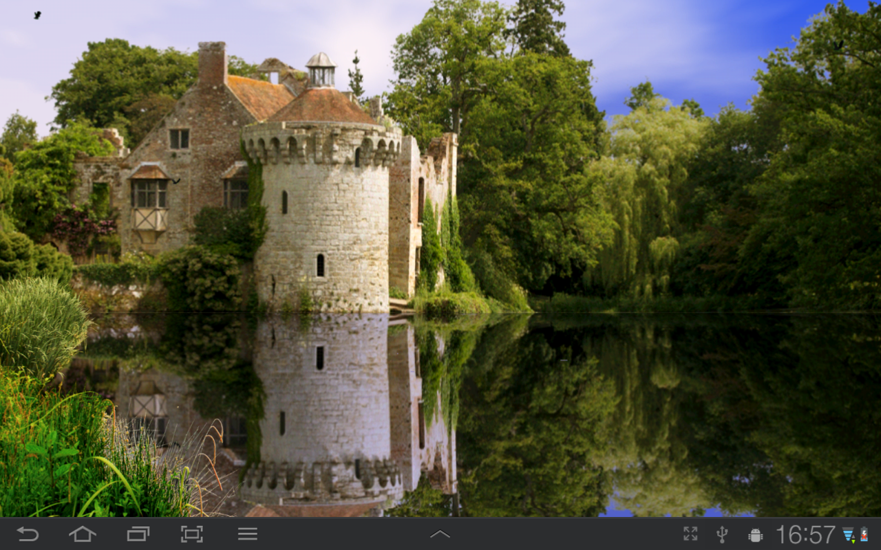 Scotney Castle Live Wallpaper   Android Apps on Google Play 1280x800