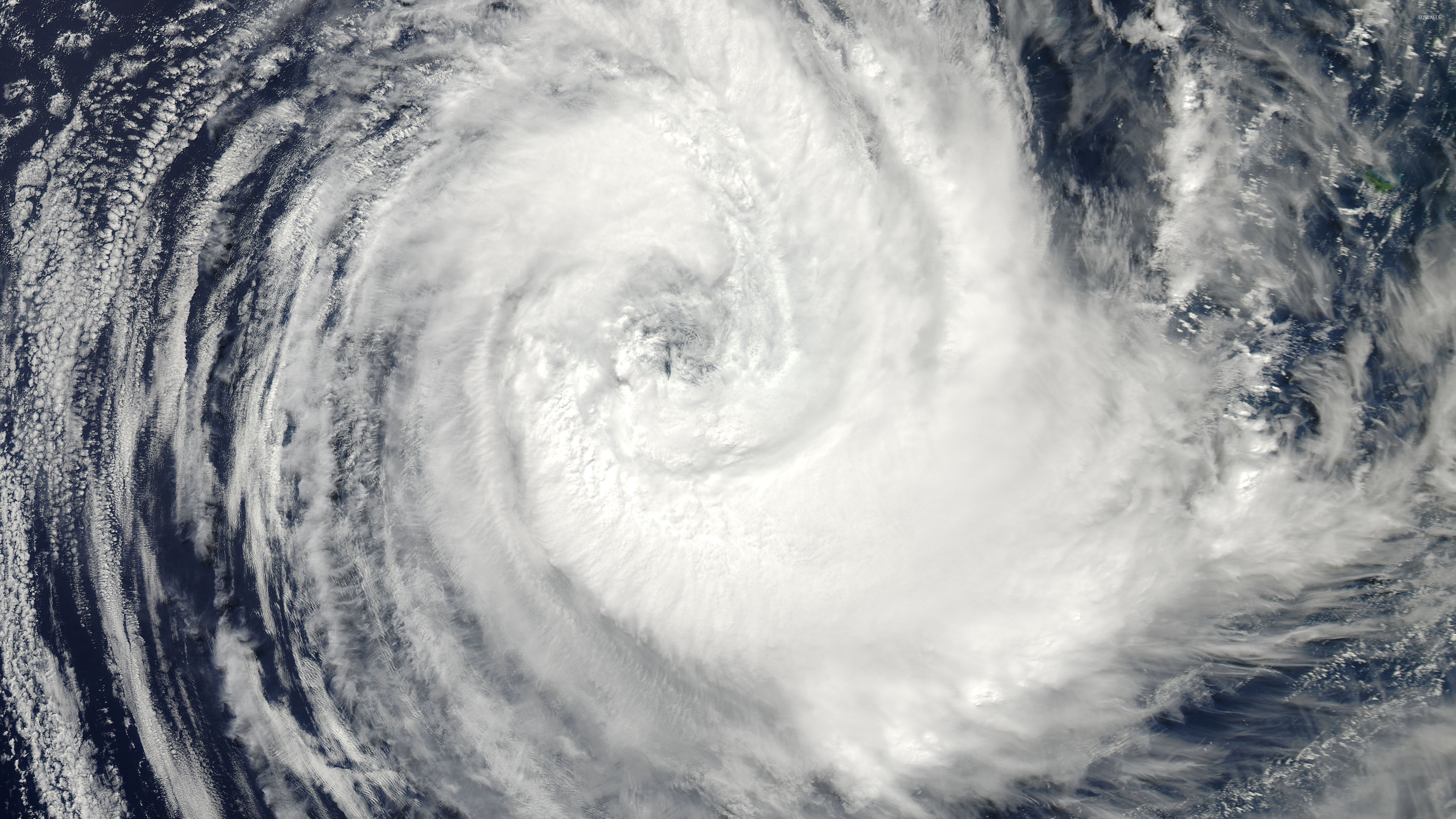 Tropical cyclone wallpaper   Space wallpapers   44468 3840x2160