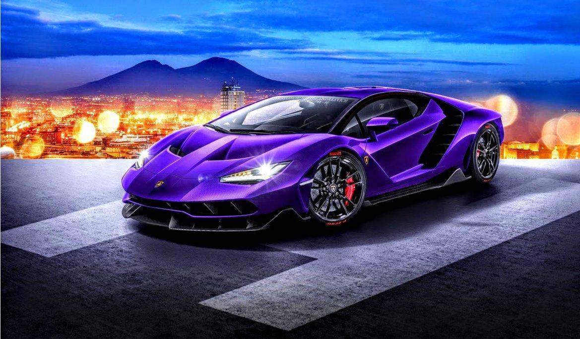 Purple Lamborghini Wallpapers Wallpapersafari
