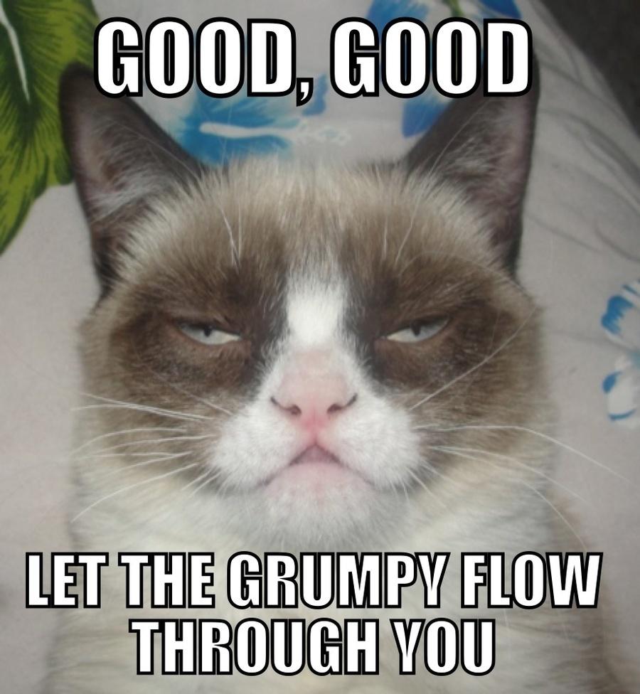 Grumpy Cat Halloween Wallpaper