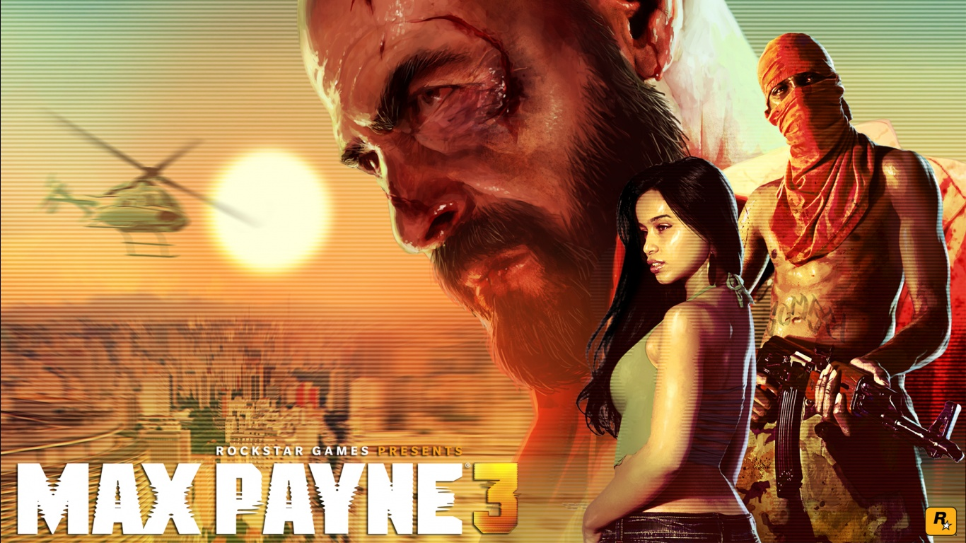 Free Download 2012 Max Payne 3 Wallpapers Hd Wallpapers 1366x768