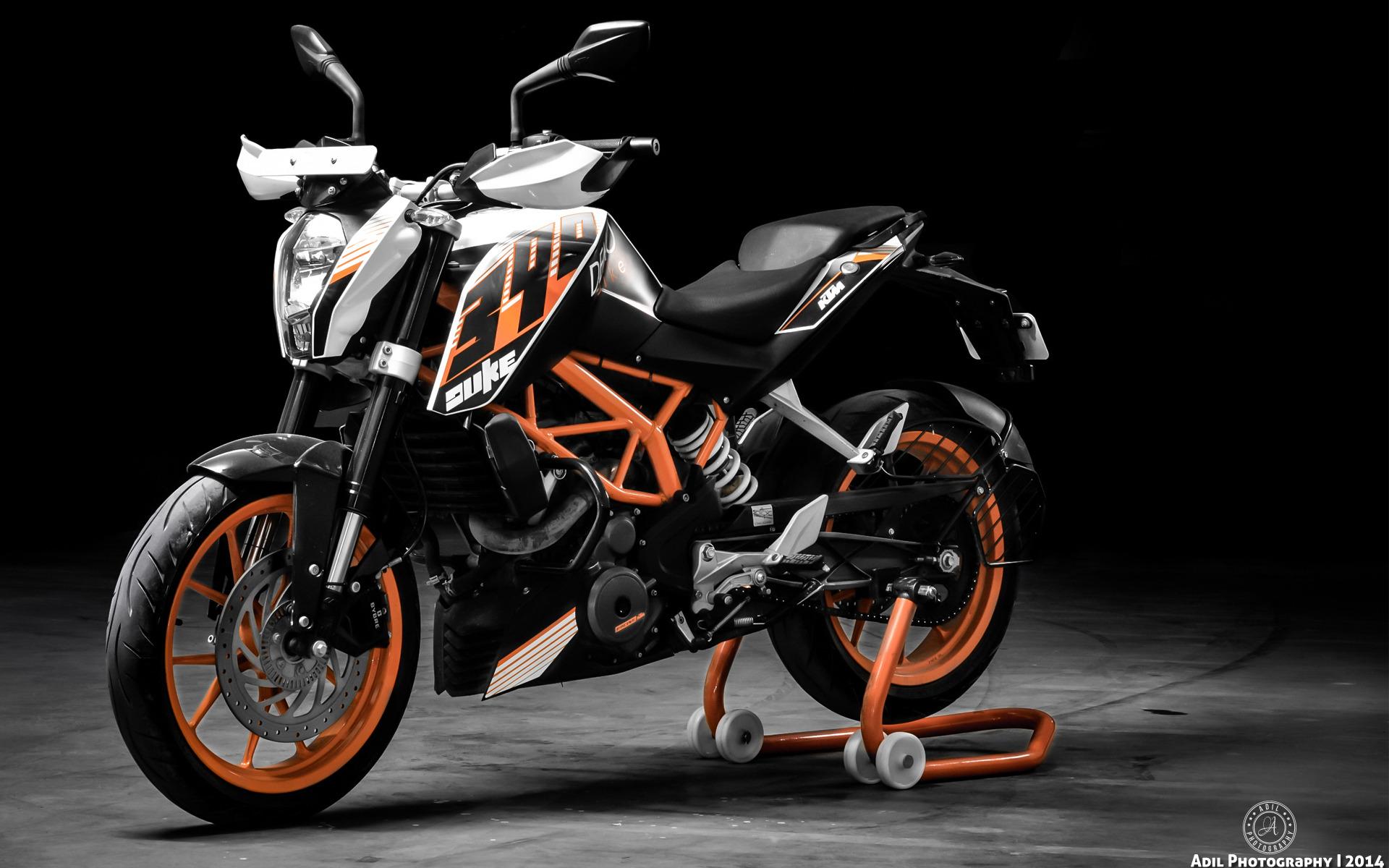 ktm 390 duke motorcycle hd wallpaper 1920x1200 10447 1920x1200
