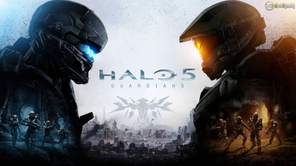Home media screenshots Halo 5 Guardians   Xbox One 978x550
