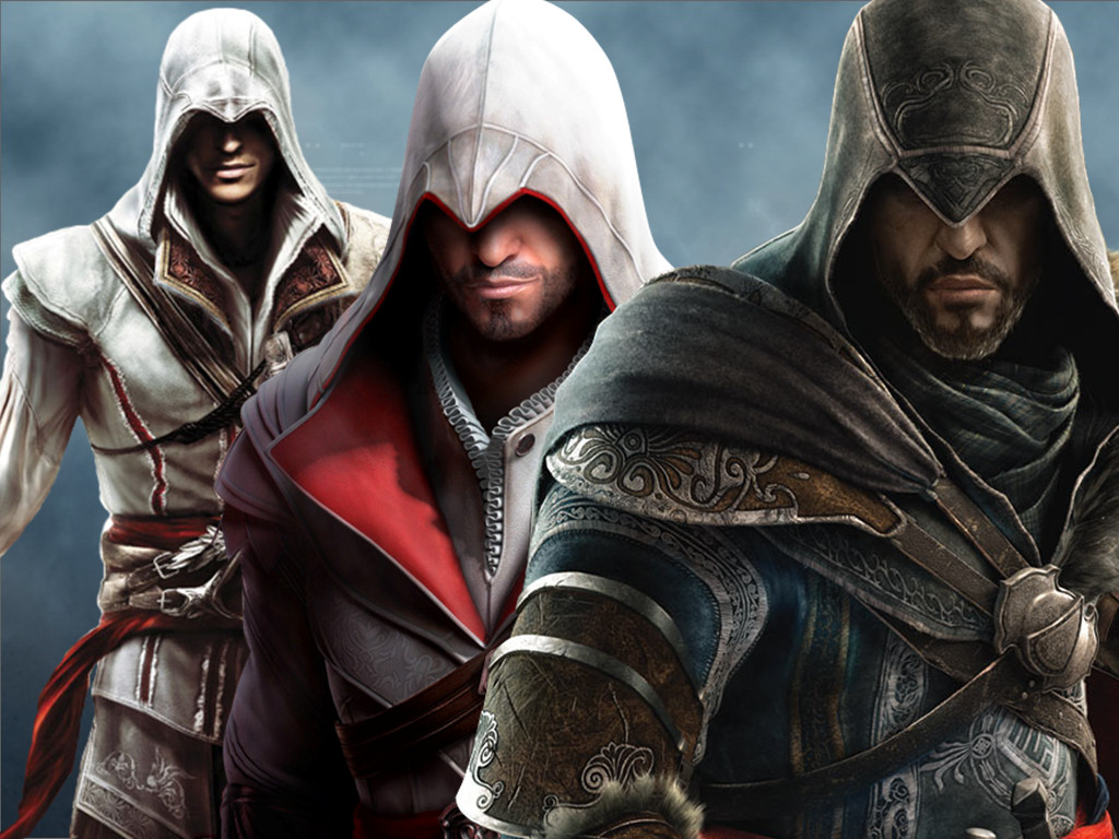 ikivivi assassins creed - HD 1024×768