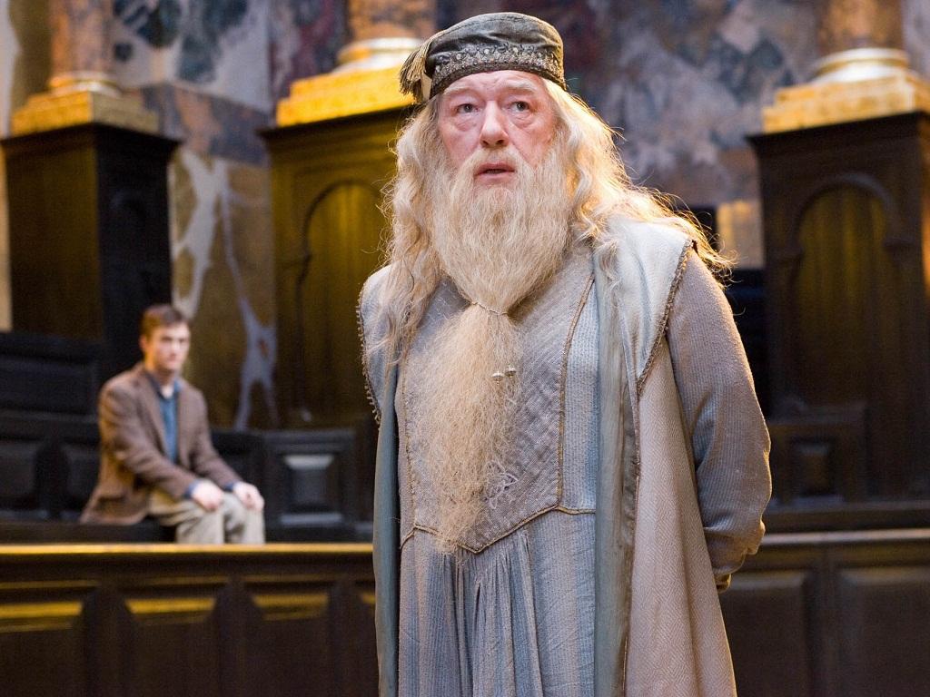 Albus Dumbledore Wallpaper   Hogwarts Professors Wallpaper 1024x768