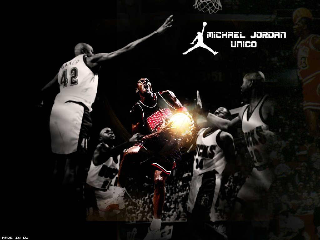 Michael Jordan Wallpaper   Chicago Bulls Wallpaper 1024x768