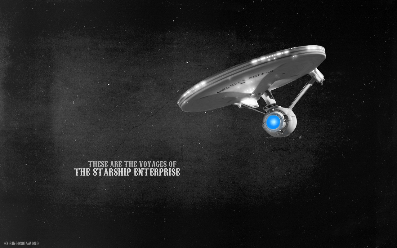 Free Download Uss Enterprise Wallpapers 1280x800 For Your