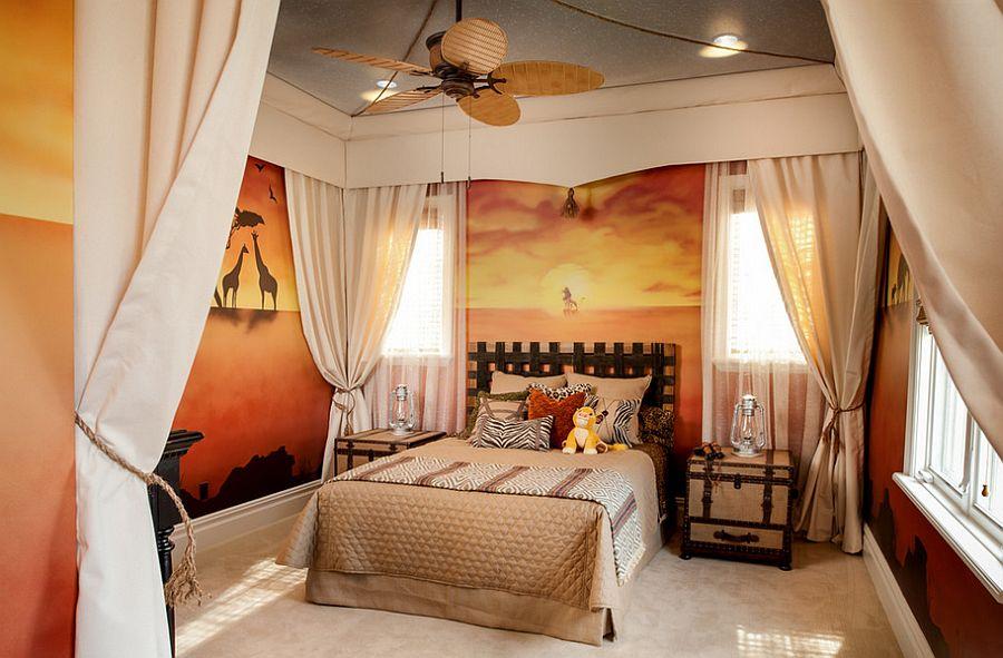 Lion King bedroom layout captures the enchanting spirit of Africa  Lion King  Room Wallpaper WallpaperSafari. Lion King Wallpaper For Bedroom