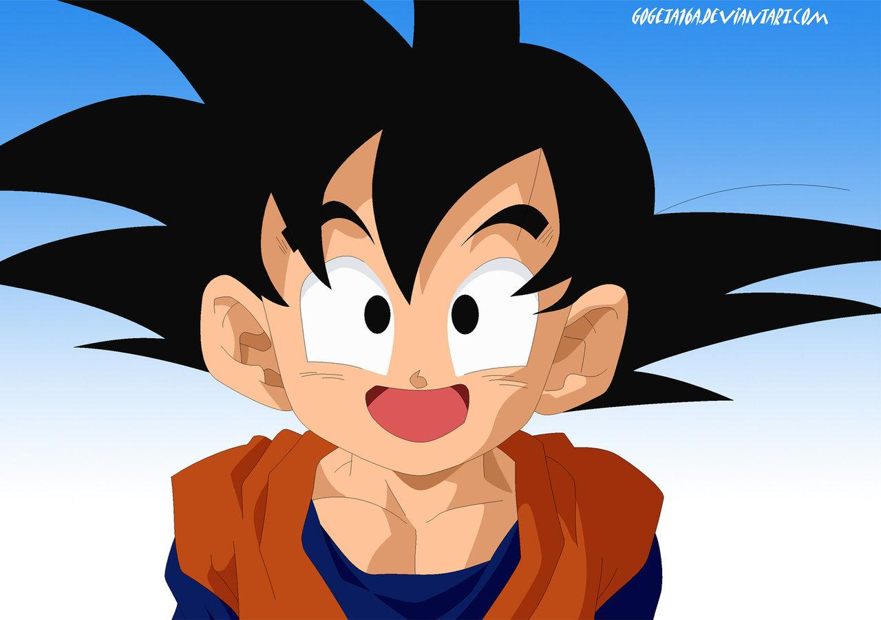 74 Goten Wallpaper On Wallpapersafari