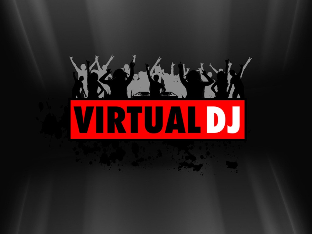 Virtual Dj Logo Wallpaper Images Pictures   Becuo 1024x768