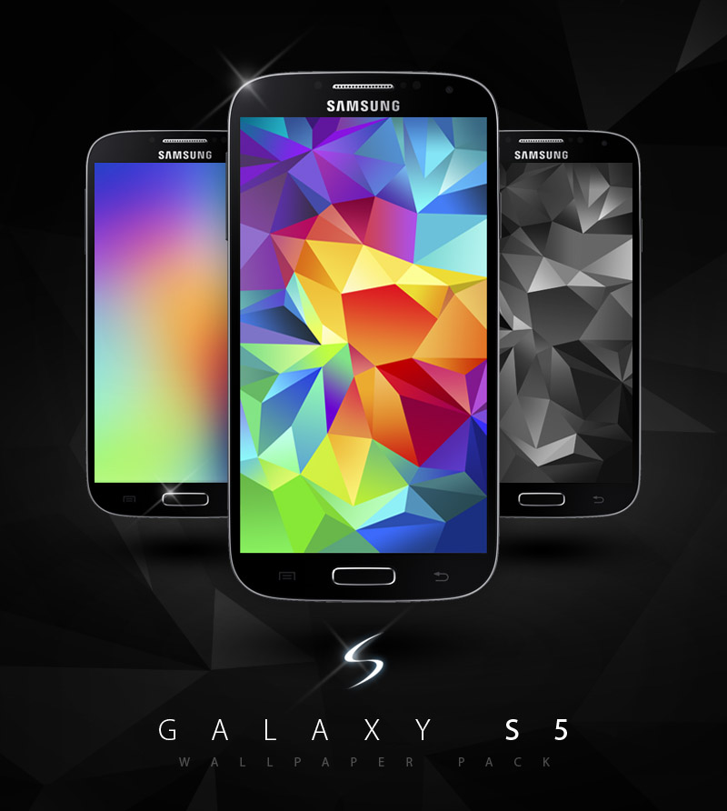 Samsung Galaxy S5 Wallpaper Pack [HD] by KevinMoses 800x892