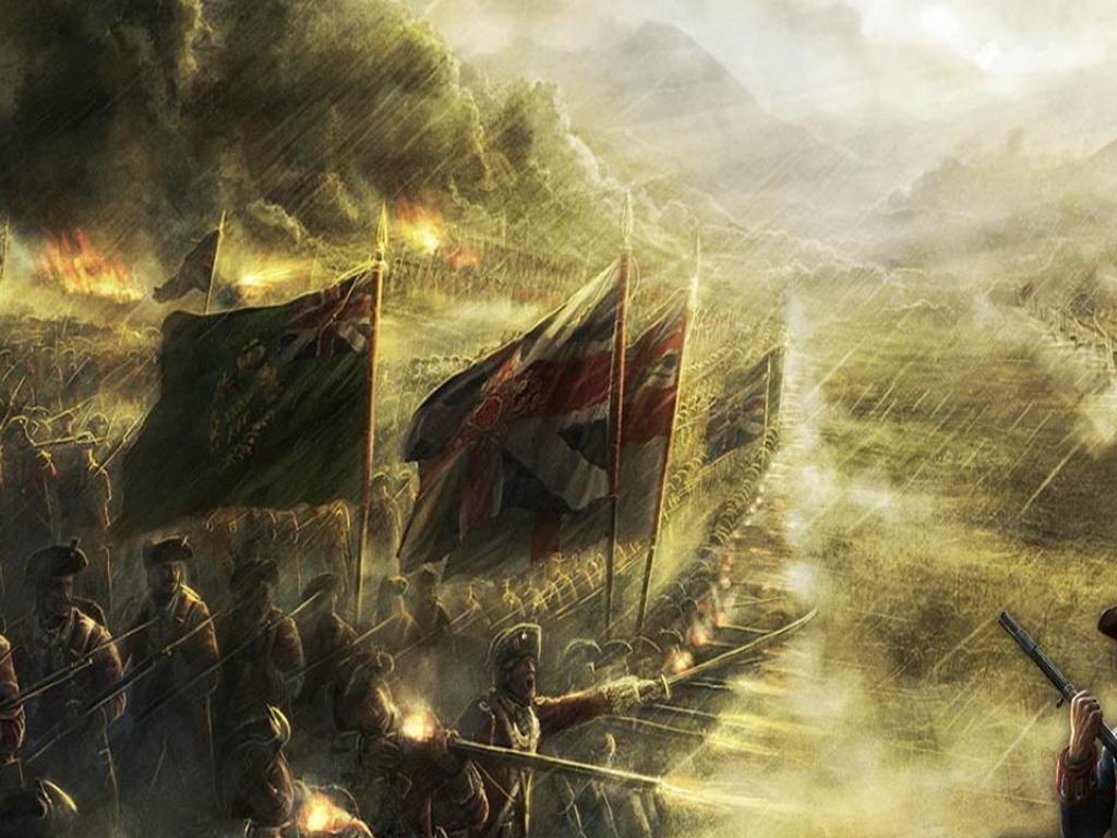 Desktop wallpapers Games Empire Total War 1024x768 1024x768