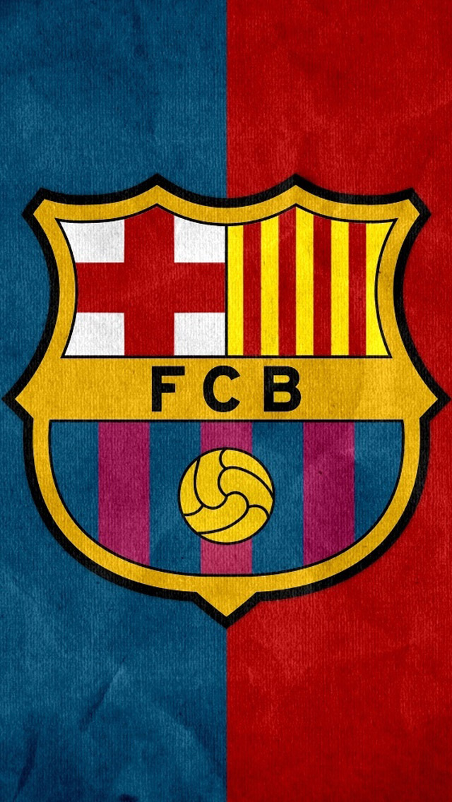 FC Barcelona iPhone 5s Wallpaper Download iPhone Wallpapers iPad 640x1136