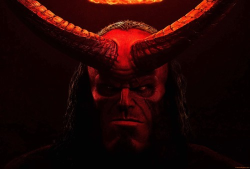Hellboy 2019 Movie 4K wallpapers Freshwallpapers 500x338