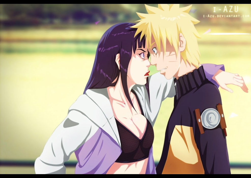 Naruto Kiss Hinata Wallpaper - WallpaperSafari