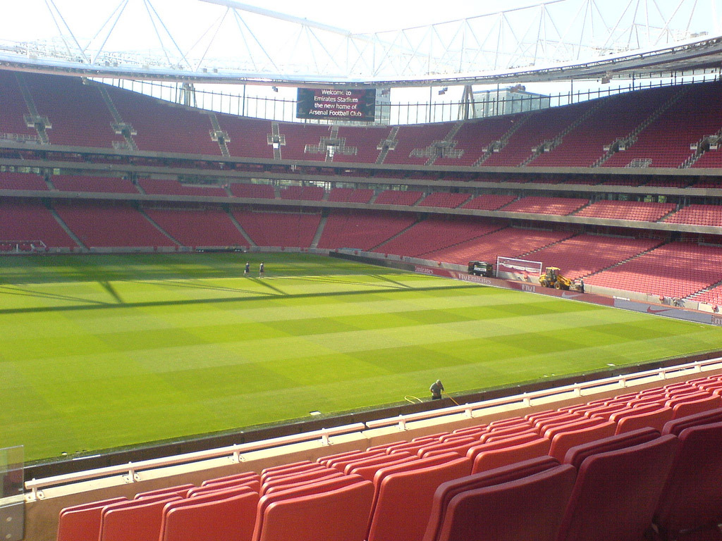 Emirates Stadium Wallpapers 1024x768