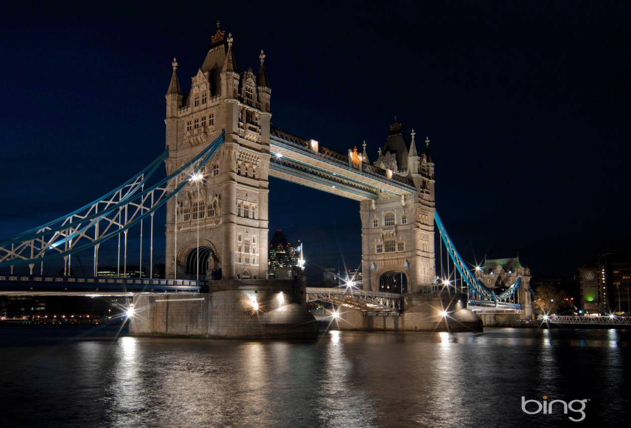 Download MSN and Bing Wallpaper and Screensaver Packs London 1258x854