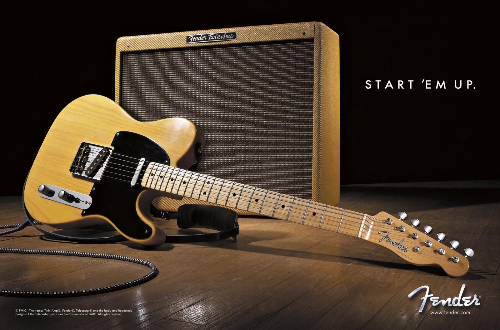 Fender Telecaster fotos y wallpapers CURSOS DE GUITARRA 1600x1058