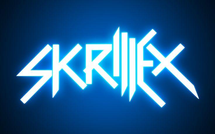Skrillex Logo Lights Download Music HD Desktop 736x460