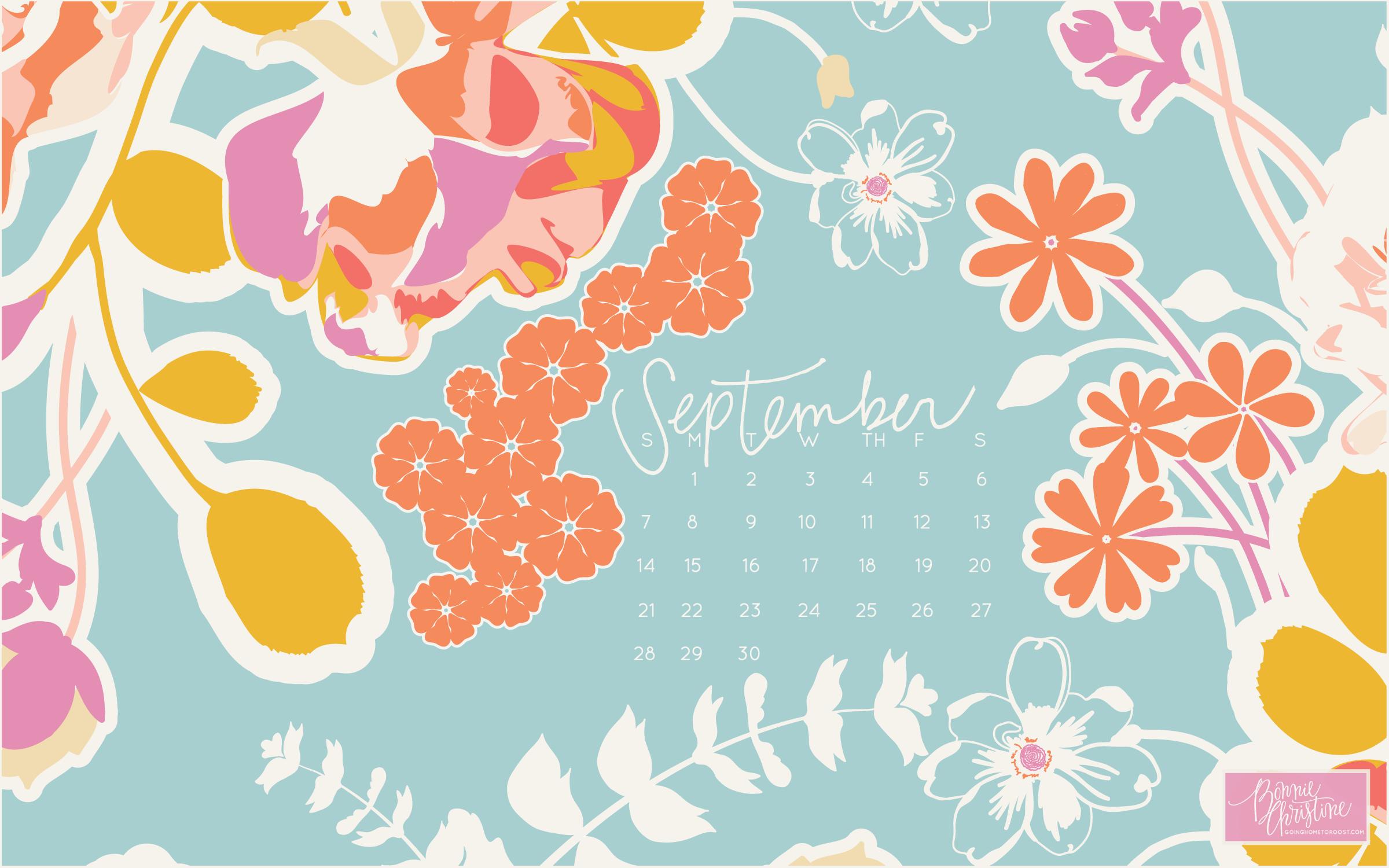 Calendar Desktop Wallpaper September : September computer wallpaper wallpapersafari